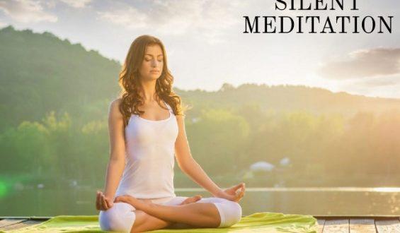 SILENT MEDITATION – FIRST STEPS