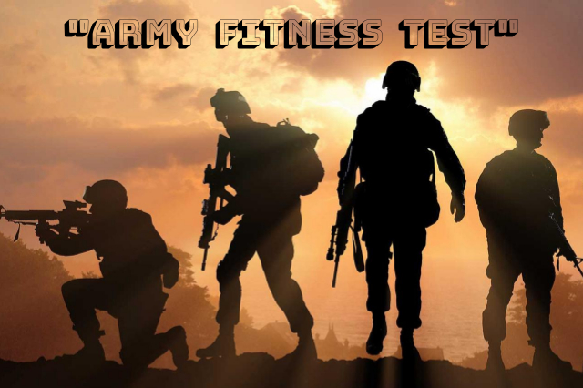 army fitness test
