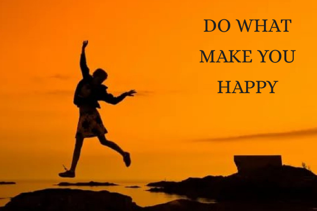 What is happiness and what makes us happy?