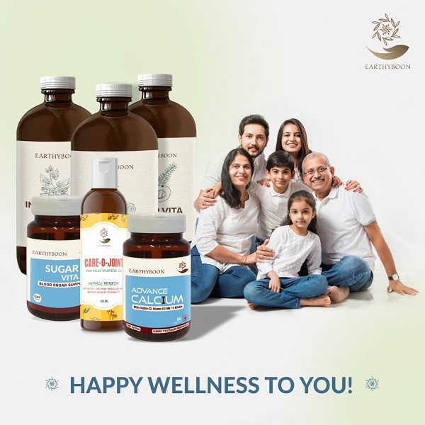 Indian company Earthyboon focuses on supplying health-improving natural remedies