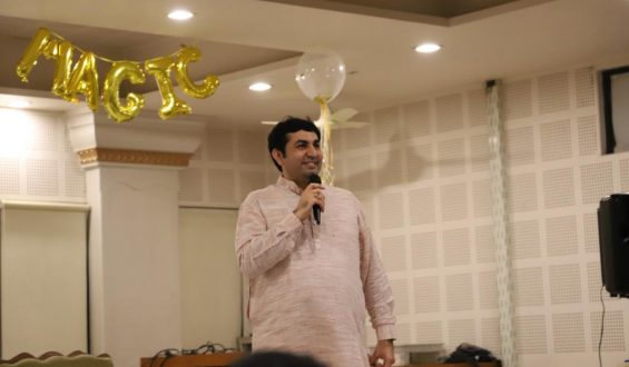 Youth Seminar on Goal achievement and Resolutions for the year 2021 by Life Transformation Coach Jitendra Khimlani