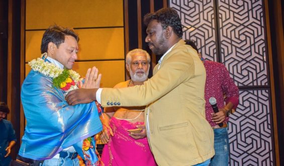Blue Eye Entertainments announces the launch of Movie Pooja in a star-studded event