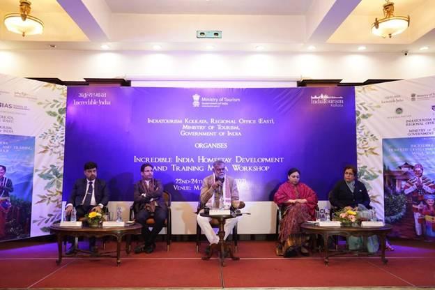 Incredible India Mega Homestay Development & Training Workshop