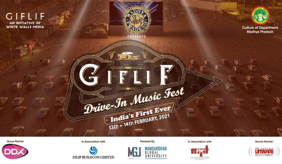 GIFLIF DriveIn Music Festival: India's First Ever