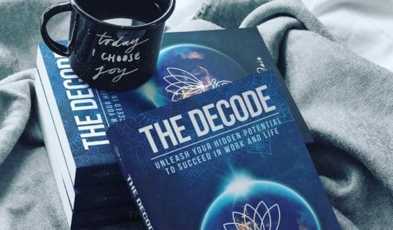 New book 'THE DECODE' by Parul Jain reveals how the universe works to unleash true human potential at work and life