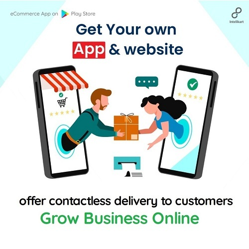 Now it's very easy for Ecommerce store & business owner to build Mobile App and Website with Intelikart