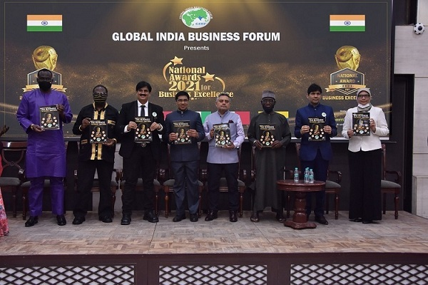 Global India Business Forum – National Awards for Business Excellence 2021