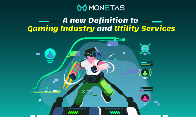 MONETAS: a brand fresh Definition to Gambling Power and Utility Services
