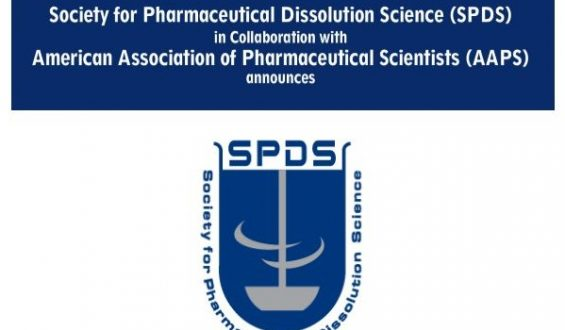 Disso India 2021 On-line -Tenth Annual Worldwide Convention on Dissolution Science and Functions was Held by SPDS in Collaboration With AAPS, USA on twenty fourth to twenty sixth June 2021