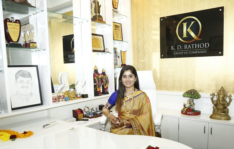 CMD Alankrit Rathod – Story of a younger woman who grew to become a profitable enterprise girl