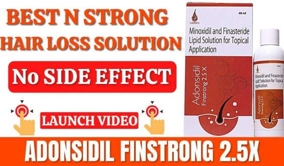 <p>For First Time Most Useful Minoxidil In India for Individuals Experiencing Hair Thinning – Adonsidil Finstrong 2.5X