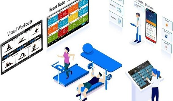 Specialized Zoom-like Smart Hybrid Fitness Platform enabling Gyms & Trainers