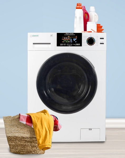 Equators' unique Combo Washer Dryer machine Comes with amazing Sports features