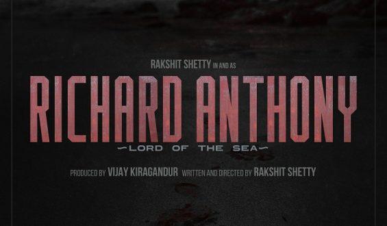 KGF & SALAAR Fame Producer HOMBALE FILMS Indicators Rakshit Shetty For Their tenth Movie Titled RICHARD ANTHONY