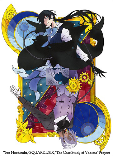 """anime """"The Case Study of Vanitas (Vanitas no Carte)"""" is available now!"""