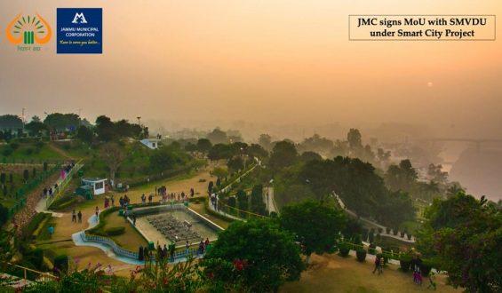 Jammu metropolis to get 'smart' makeover JMC indicators MoU with SMVDU beneath Sensible Metropolis Venture