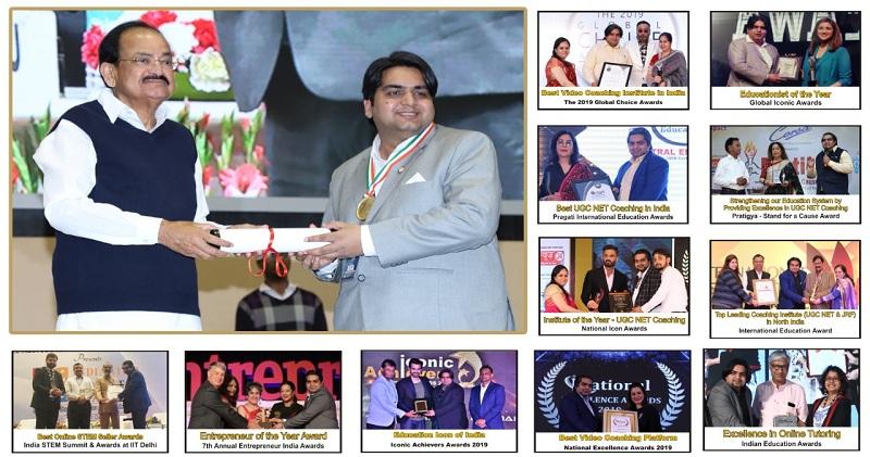 Rakesh Mehta awarded as ACHARYA DEVO BHAV